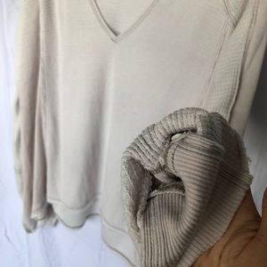 Free People Sweaters - Cream Free People Thermal